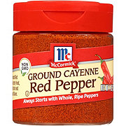 McCormick Ground (Cayenne) Red Pepper