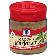 McCormick Ground Marjoram