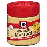 McCormick Ground  Mustard