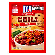 McCormick Hot Chili Seasoning Mix