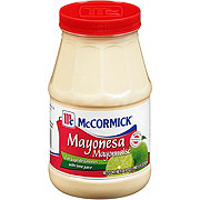 McCormick Mayonnaise with Lime Juice