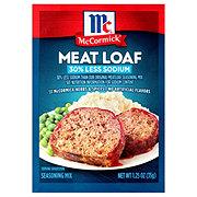 McCormick Meat Loaf Seasoning Mix