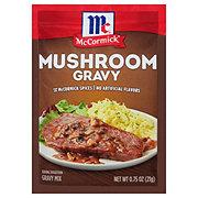 McCormick Mushroom Gravy Mix