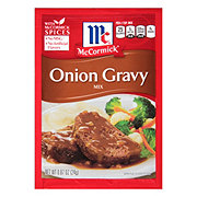 McCormick Onion Gravy Mix