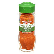 McCormick Organic Cayenne Red Pepper