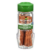 McCormick Organic Cinnamon Sticks