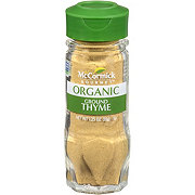 McCormick Organic Ground Thyme