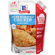 McCormick Oven Bake Sauce Herb Roasted Chicken