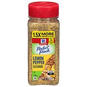 McCormick Perfect Pinch Lemon and Pepper Seasoning