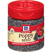 McCormick Poppy Seed