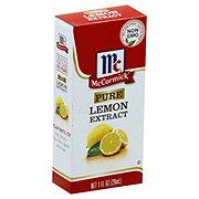McCormick Pure Lemon Extract