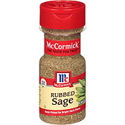 McCormick Rubbed Sage