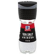 McCormick Sea Salt, Grinder
