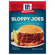 McCormick Sloppy Joes Seasoning Mix