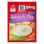 McCormick Spinach Dip Mix