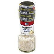 McCormick Sweet Onion Sea Salt Blend Grinder