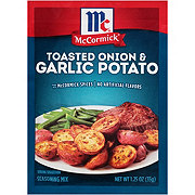 McCormick Toasted Onion and Garlic Potato Seasoning
