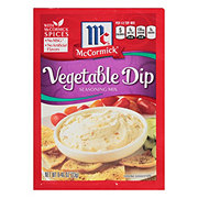 McCormick Vegetable Dip Mix