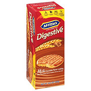 McVitie's Digestive Wheat Milk Chocolate Biscuits