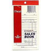 Mead Management Series Sales Book 50 Sets With Duplicate