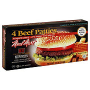 Meal Mart Kosher Beef Patties