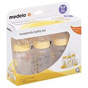 Medela 5oz Breastmilk Bottle Set, 0-4 Months