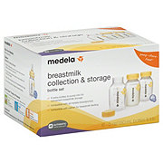 Medela Breastmilk Collection & Storage 5oz Bottle Set