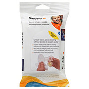 Medela Quick Clean Wipes For Breast Pump & Accessories