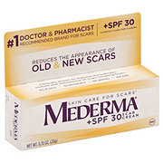 Mederma Scar Cream, +SPF 30 Sunscreen