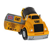 Mega Bloks Cat Tiny N Tuff Dump Truck Assortment