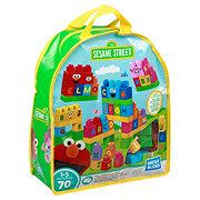 Mega Bloks Lets Build Sesame Street