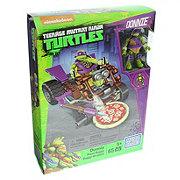 Mega Bloks Teenage Mutant Ninja Turtles Assorted Characters & Racer Playsets