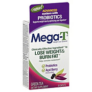 Mega-T Green Tea Dietary Supplement Caplets
