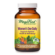 MegaFood Women's One Daily Tablets