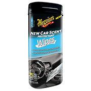 Meguiar's New Car Scent Protectant Wipes