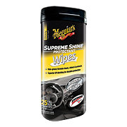 Meguiar's Supreme Shine Wipes