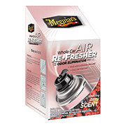 Meguiar's Whole Car Air Re-Fresher Odor Eliminator Mist Sparkling Berry Scent