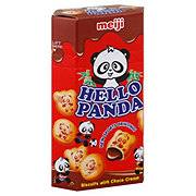 Meiji Hello Panda Biscuits With Choco Cream