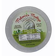Melanie's Garlic & Herb Cream Cheese