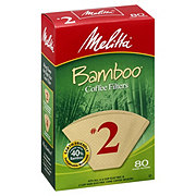 Melitta Bamboo Coffee Filter Cone #2