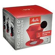 Melitta Perfect Brew 1-Cup Filter Cone