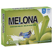 Melona Melona Melon Bar 4 Ct