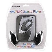 Memorex Personal AM/FM Cassette Player