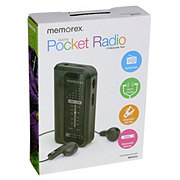 Memorex Pocket Radio