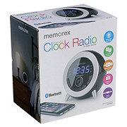 Memorex Wireless Bluetooth Clock Radio
