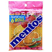 Mentos Chewy Assorted Fruit Rolls