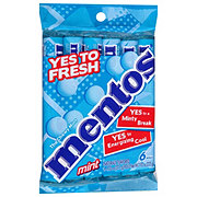 Mentos Chewy Mint Candy Rolls