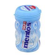 Mentos Gum Curvy Bottle Sweet Mint