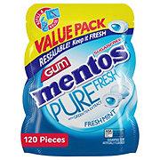 Mentos Gum Pure Fresh Mint