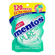 Mentos Pure Fresh Spearmint Gum